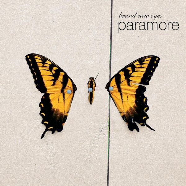 "Paramore – ""Brand New Eyes"" tracklist"