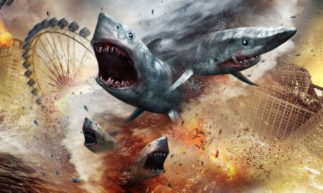 Fathom Events - Sharknado