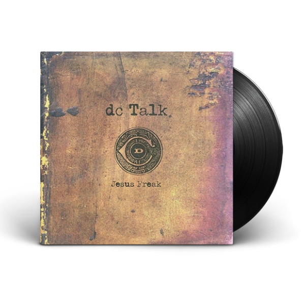 dc Talk Jesus Freak 180 Gram Black 2LP Vinyl (PRESALE EXPECTED SHIP DA – Superfan Vinyl