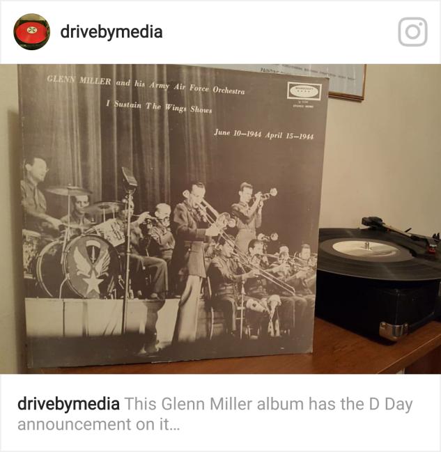 Glenn Miller I Sustain The Wings Shows Drivebymedia